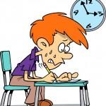 children-exam