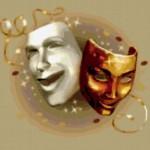 Театральные маски-2