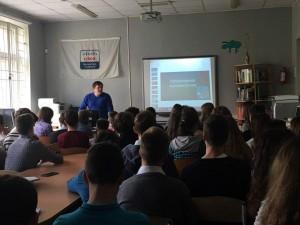 Попович Д.П.,головний редактор Суддівсько -юридичної газети